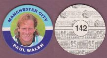 Manchester City Paul Walsh England